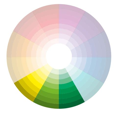 what color is peaceful open the door into the science of color theory