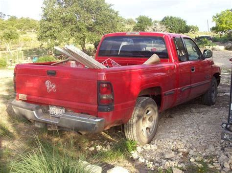 1999 dodge ram parts sell used 1999 dodge ram 1500 v8 parts truck in