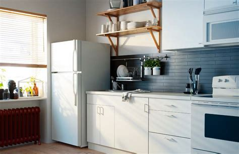 kitchen design ideas an ikea kitchen with fewer wall cabinets ikea kitchen design ideas 2013 digsdigs