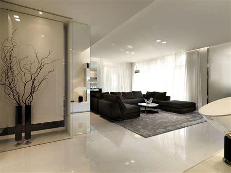 Design Di Casa by Arredo Di Design Dallo Stile Minimalista In Un Attico A