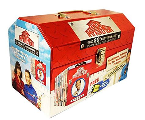 home improvement box set dvd get best products review