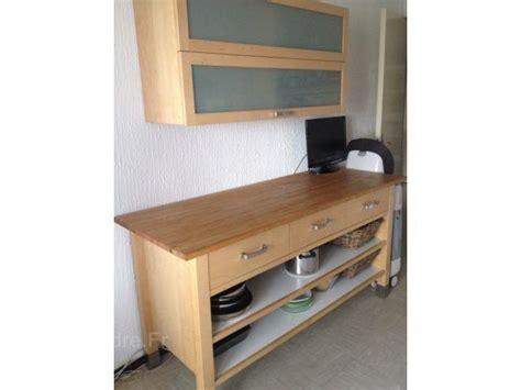ikea meubles de cuisine meuble cuisine ikea bois cuisine en image