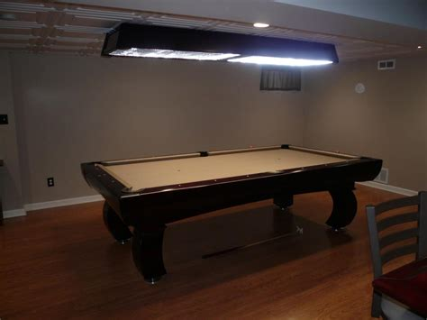 area needed for pool table basement billiard room in progress