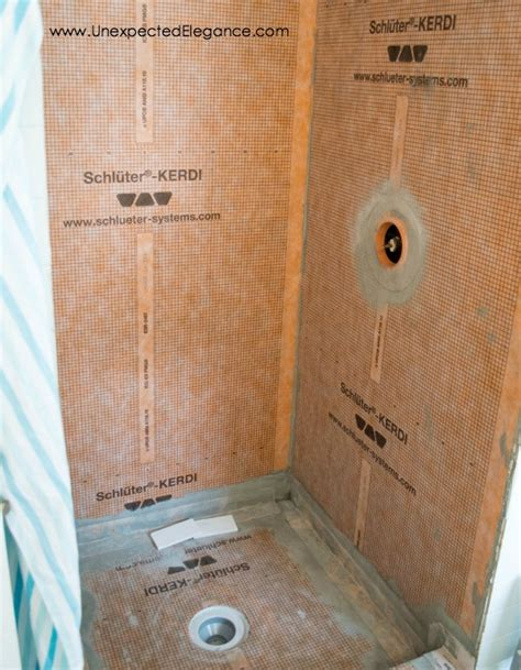 Diy Shower Renovation by Diy Shower Renovation Using An Amazing System