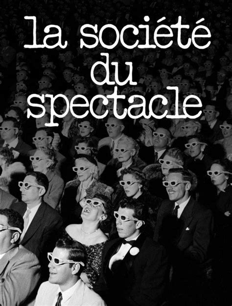 Guy Debord The Society Of The Spectacle Dop