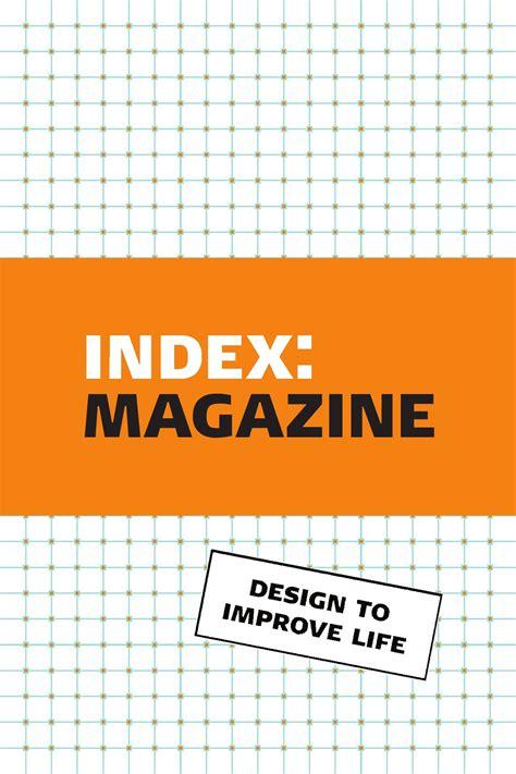 information design journal document design index magazine the new design thinking 2004 by index