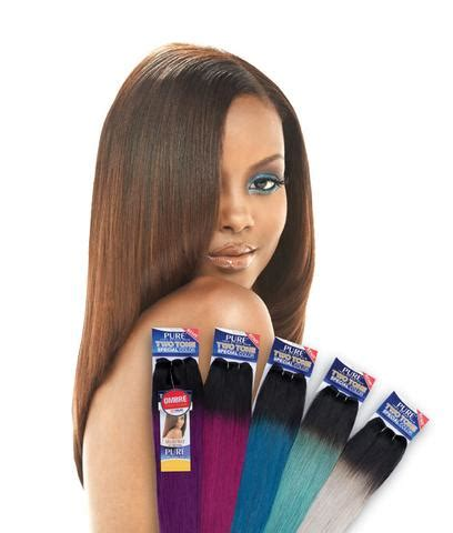 milky way belle hair milky way human hair pure yaky two tone special color