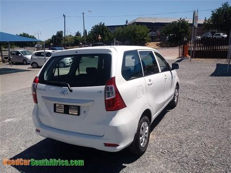 2015 Toyota Avanza 1 3 2015 toyota avanza toyota avanza 1 3 sx white with