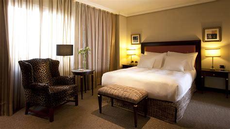 hoteles madrid habitacion habitaciones en el hotel hesperia madrid