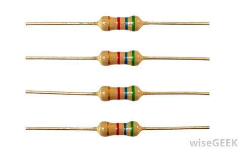 what is the difference between high precision resistors and current sense resistors electrical