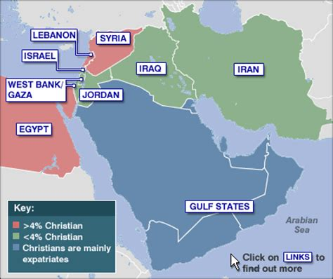 middle east map live christians indispensible to middle east societies
