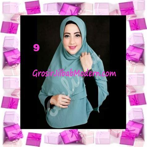 Jilbab Instant Khimar Razania Grosir jilbab instant khimar mijwad cerutti original by qalisya no 9 grosir jilbab modern jilbab