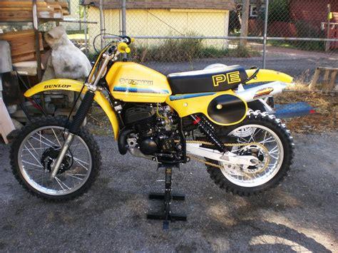 Pe 250 Suzuki 1980 Suzuki Pe 400 Resto Mod Adventure Rider