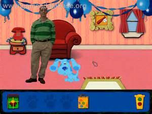 Backyard Baseball Game Online Blue S Clues Blue S Birthday Adventure Scummvm Games