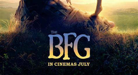 """The BFG"" Review: A Giant Magical Journey   We Live"