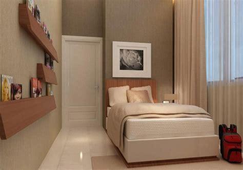 desain kamar tidur minimalis sederhana modern