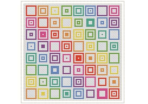 cenefas geometricas punto de cruz pdf la cruz puntada para plazas geom 233 tricas por