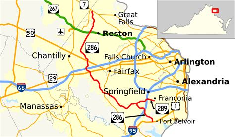 Fairfax Search Fairfax County Parkway
