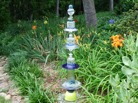 Garden Totems by Login Page