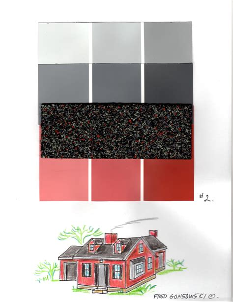 picking colors picking the right paint or siding color s for your house fred gonsowski garden home