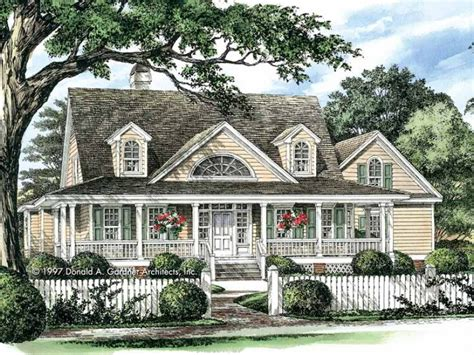 eplans farmhouse house plan spacious country home 2298