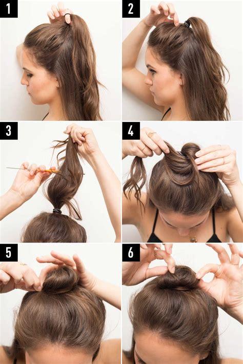 how do you do half up half down hairstyles 16 genius half bun hacks you need to know about half bun