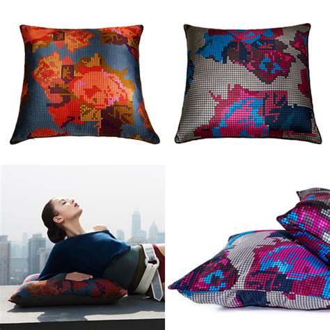 Satin Pillows To Cry On by Mixelated Pillows