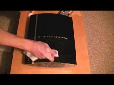 Zerkratztes Display Polieren by How To Remove Scratchs From Your Glossy Black Plastic