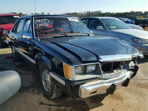 small engine maintenance and repair 1985 mercury marquis electronic valve timing auto auction ended on vin 1mebp8931fa644236 1985 mercury marquis in atlanta west ga