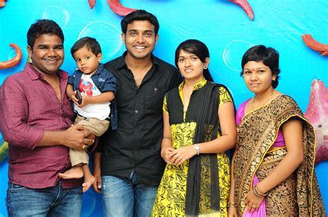 images of family jabardasth fame get up srinu photos family pics lovely