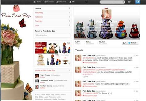twitter layout tutorial quick start twitter tutorial