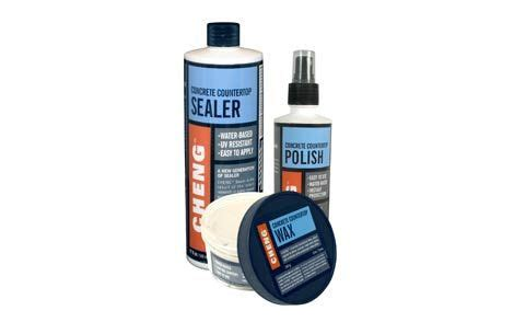 Food Safe Sealer For Concrete Countertops by 25 Best Ideas About Concrete Countertop Sealer On