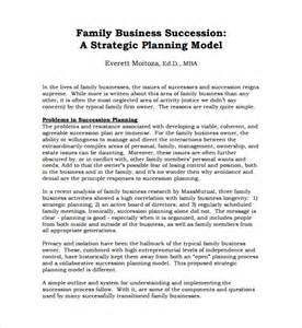 Business Succession Plan Template Sample Succession Planning Template 9 Free Documents In