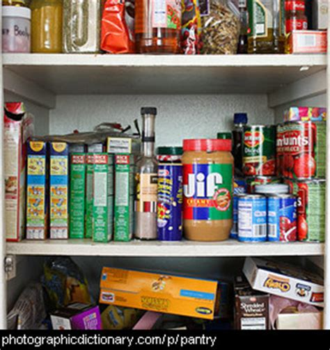 Pantry Dictionary by P Is For Pantry