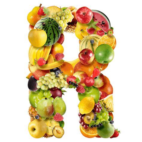 fruit 11 letters fruits font handmadefont