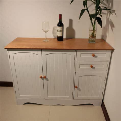 Wooden Kitchen Buffet SideBoard [HC 001]   $127.00