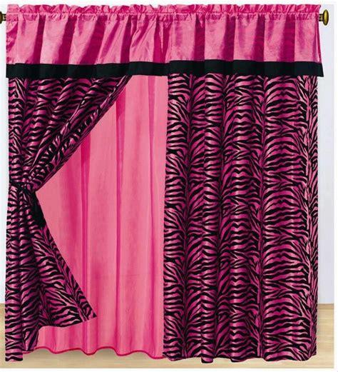 Zebra Print Curtains Bedroom Zebra Print Curtains My Home Colors Fresh Bedrooms Decor