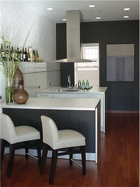 Small Contemporary Kitchen Designs 4 Ideas To Modern Kitchens In Small Space Modern Kitchens