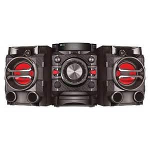 lg cm4360 230w mini shelf audio system black target