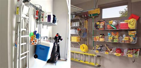 organizar cochera ideas para organizar el garaje