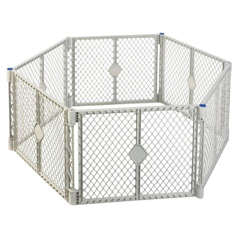 fences outdoor pet yard xt fence indoor outdoor gate new ebay