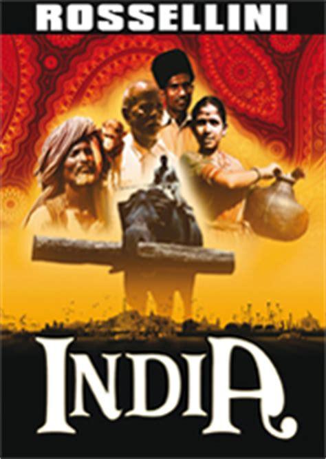 film tersedih di india india film directed by roberto rossellini