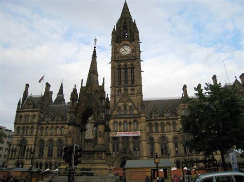 visiting  beautiful city  manchester united kingdom
