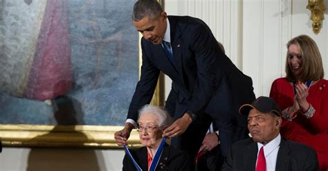 katherine johnson still married is katherine johnson still alive