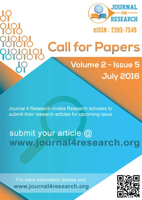 journal of business research call for papers call for international journal research paper by