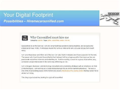 resume footprint linkedin resume footprint review 5 fast facts wiki your digital