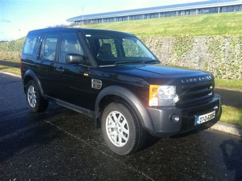 land rover discovery 2007 2007 land rover discovery tdv6 for sale in mayo from rayerb