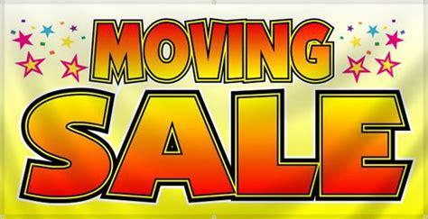 Moving Garage Sale by Travels With Olga Bon Voyage