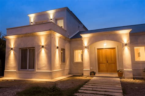 obra de iluminacion  casa en san luis  electricidad