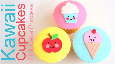 imagenes de tortas kawaii kawaii cupcakes how to by pink cake princess dessert